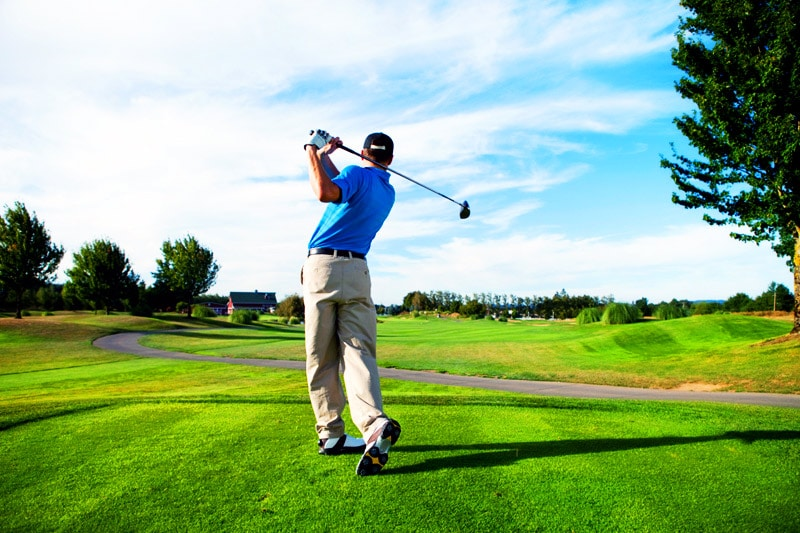 Benefits of Playing Golf | Enjoy Golf Sport With The Different Health  Benefits It Offers