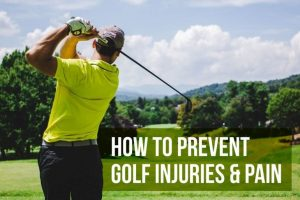 How To Prevent Golfing Injuries