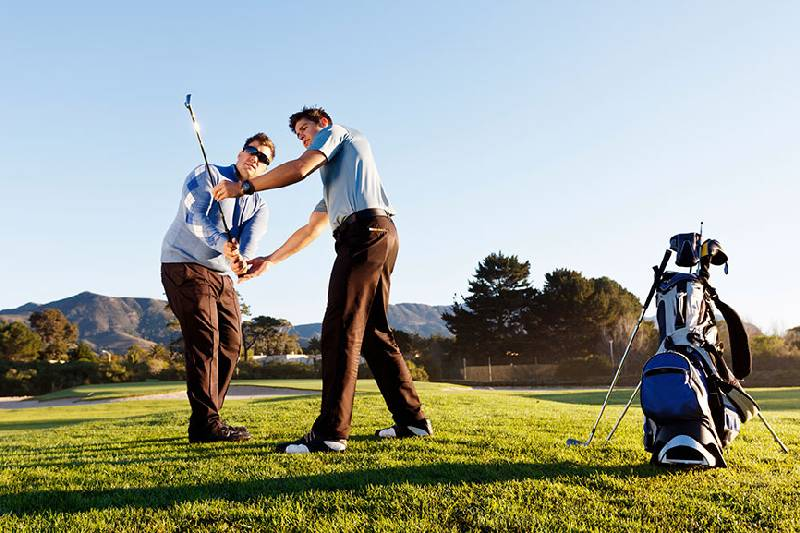 Play the Game of Golf – Health Benefits!