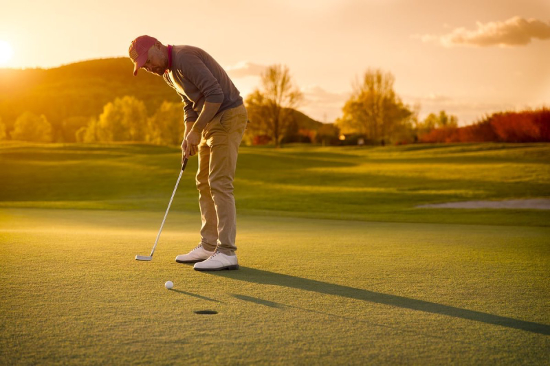 Train Your Mind to Be an Improved Golfer