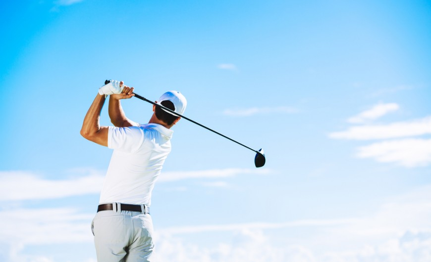 Stay Safe When Playing Golf
