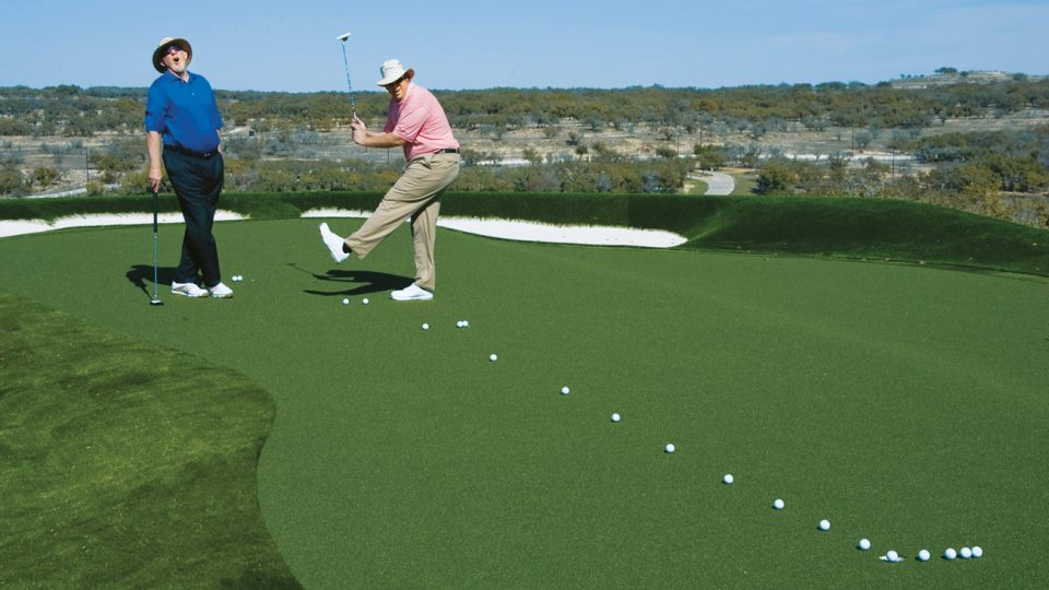 How to Improve Your Putting Game?